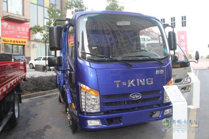 T1自卸车
