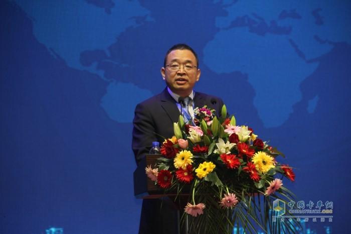 汉马科技集团股份有限公司常务副总经理上官云飞