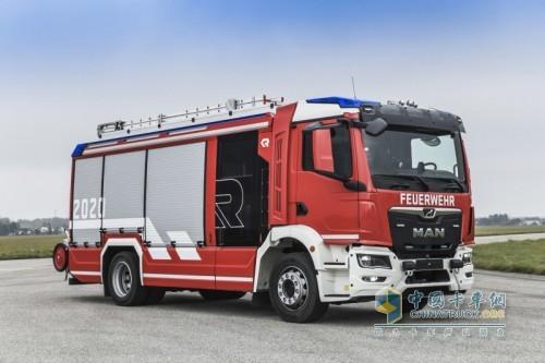 曼恩TGM 18.320 4x2 BL救援车