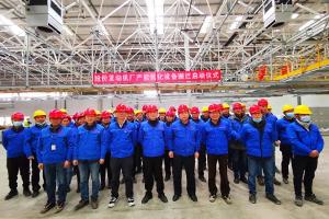 致力打造现代化生产基地,江铃股份发动机厂产能优化设备搬迁启动
