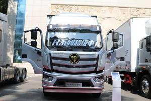 福田欧马可5大高科技金牌,让运输价值一路领跑