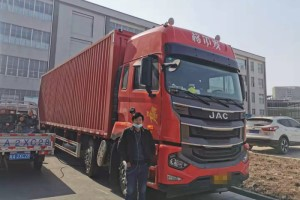 开启高效运输新时代  格尔发A5W载货车助力单师傅走向致富路