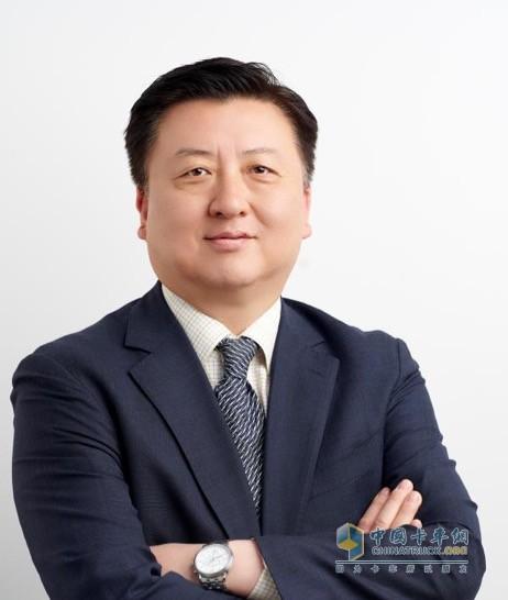 现代商用汽车(中国)有限公司总经理林坰泽