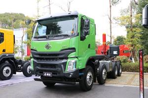 高效 科技 可靠,乘龙H7城市渣土车成城建运输利器