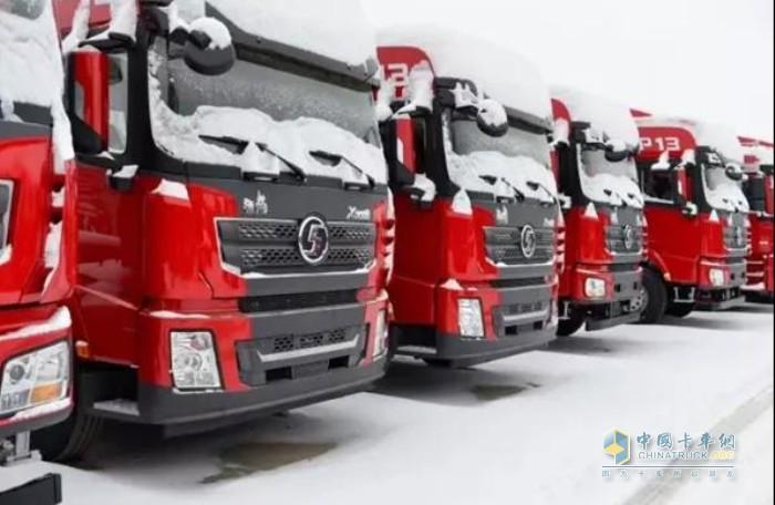 载货车 车窗 结冰 除冰 技巧