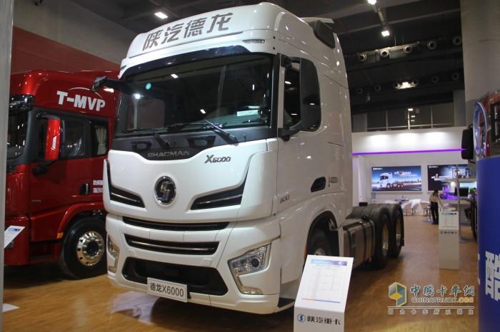 发现信赖 陕汽重卡 德龙X6000 卡车 重卡