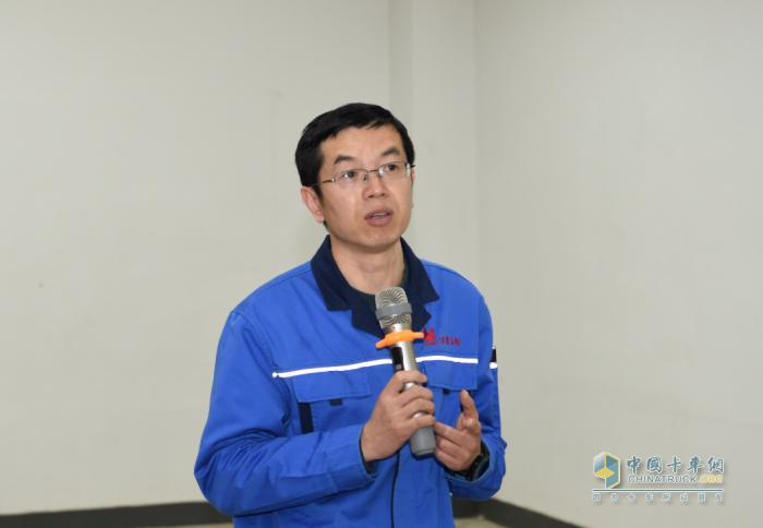 江铃汽车 载货车 企业会议