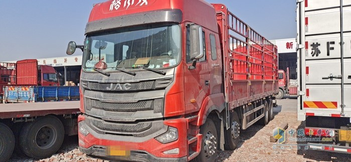 格尔发A5W载货车