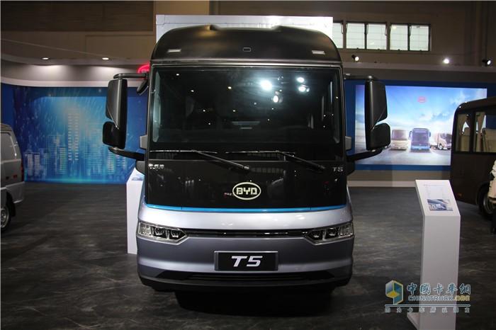 比亚迪 T5 纯电动物流车