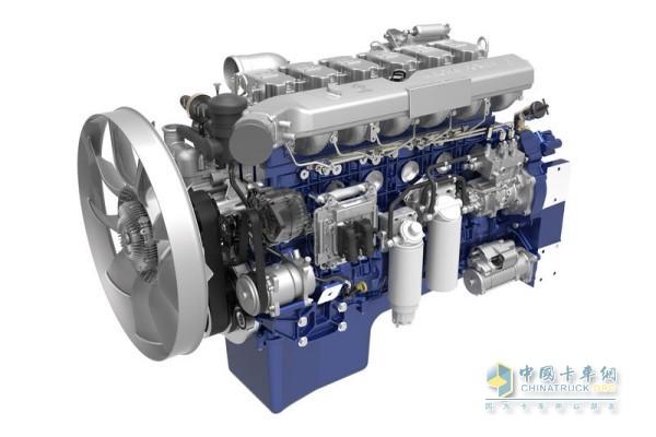 潍柴WP13 500马力发动机
