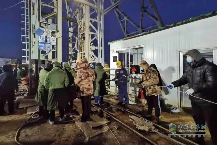 山东栖霞金矿爆炸事故被困11名工人已被成功解救