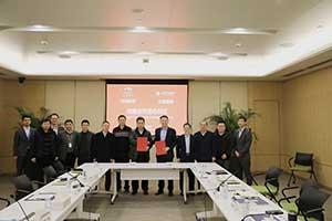 汉马科技与江苏租赁签署合作协议  共同探索创新汽车金融产品