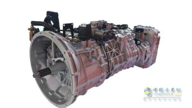 中国重汽AMT变速箱