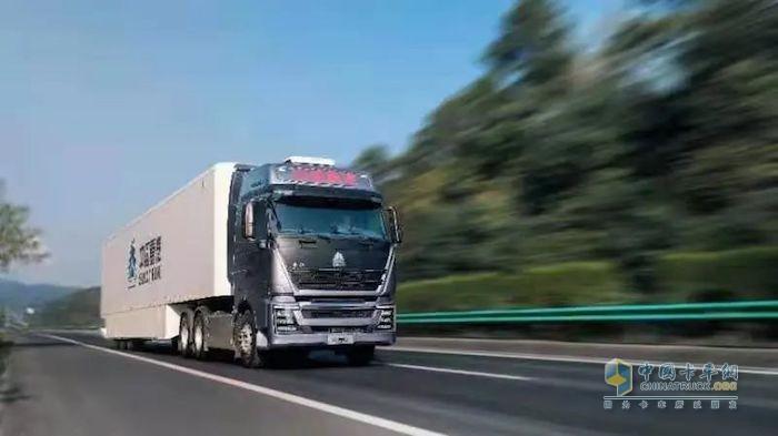 中国重汽 16挡变速箱 载货车