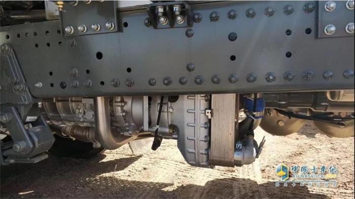 440-460马力发动机可匹配AMT变速器以及液力缓速器