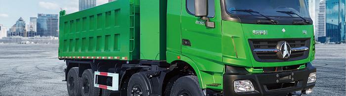 [静态测评]智能、环保、高效 北奔重卡31吨电动自卸车值得关注!