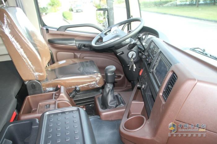 主驾驶位使用的减震气囊座椅