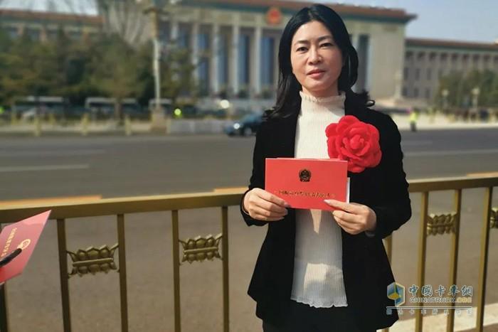全国人大代表李小红