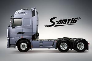 牛年出牛招——中国重汽全新一代S-AMT16挡变速箱实力出街
