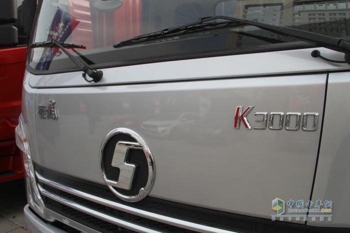 陕汽轻卡德龙K3000