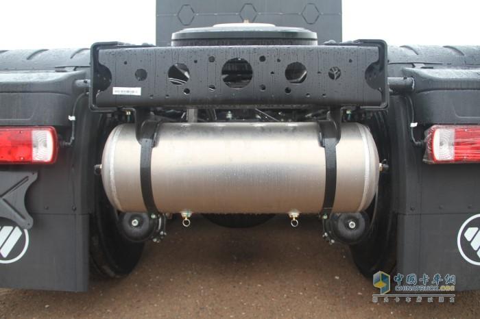 铝合金储气筒