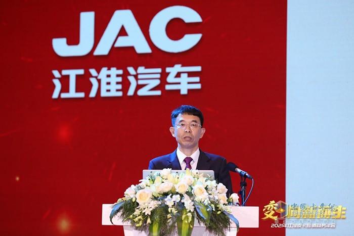 轻型商用车营销公司皮卡营销公司总经理助理 储昭庆