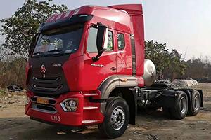 建红物流:已有57辆豪沃N7燃气车,3月又买10辆