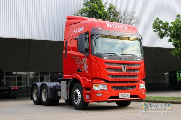 联合卡车国六产品