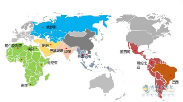 服务全球的欧航欧马可
