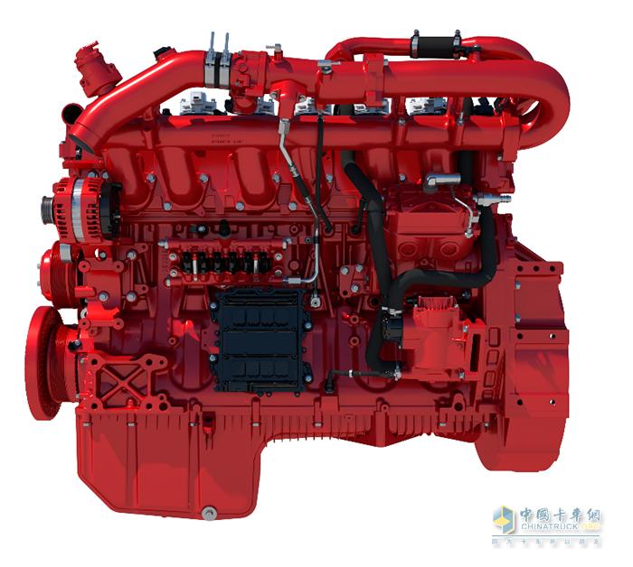 国六Z15N天然气发动机