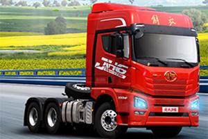 JH6多款车型搭载海尔独立空调,七重保护杜绝安全隐患!