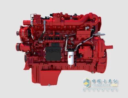 东风康明斯Z15N天然气发动机