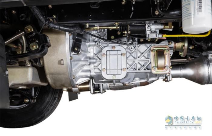 江淮轻卡积极提升整车的铝化率
