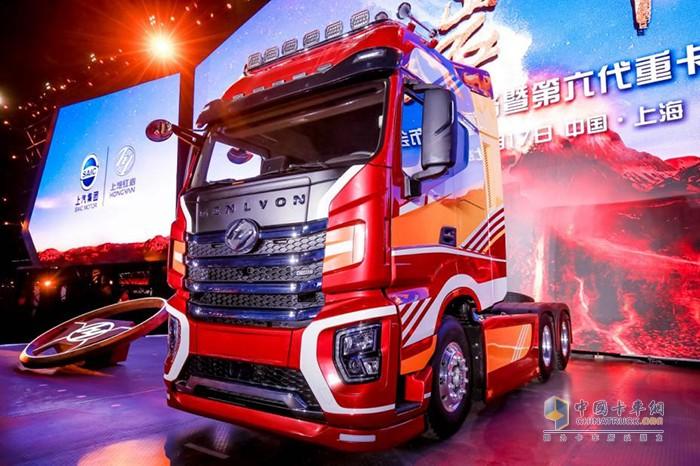 上海车展重卡硬核实力大比拼 这些车型有望亮相!