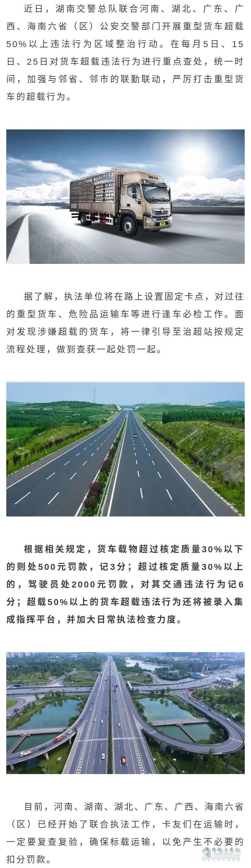 道路交通 治超治限