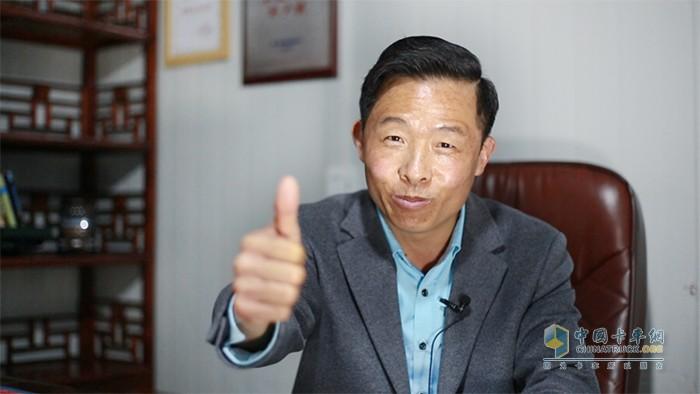 河南翱翔货物运输有限公司总经理秦红辉