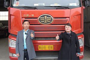 零担运输赢在TCO!解放卡车助力翱翔物流实现总体省