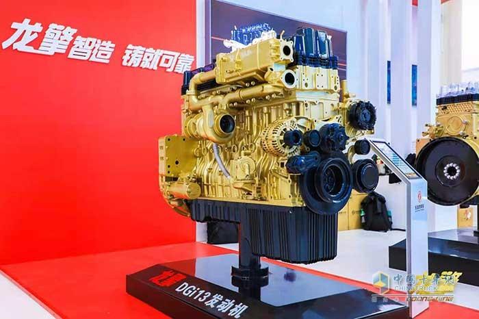 龙擎DGi13燃气发动机发布