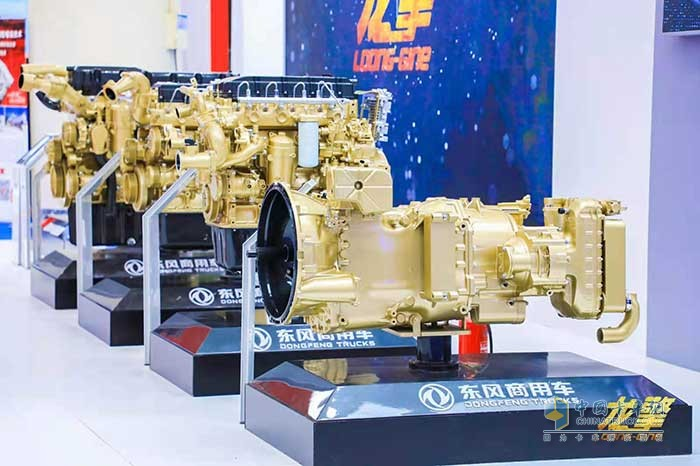 龙擎动力发动机产品
