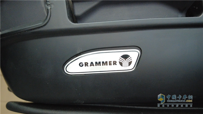 欧曼银河配备格拉默座椅