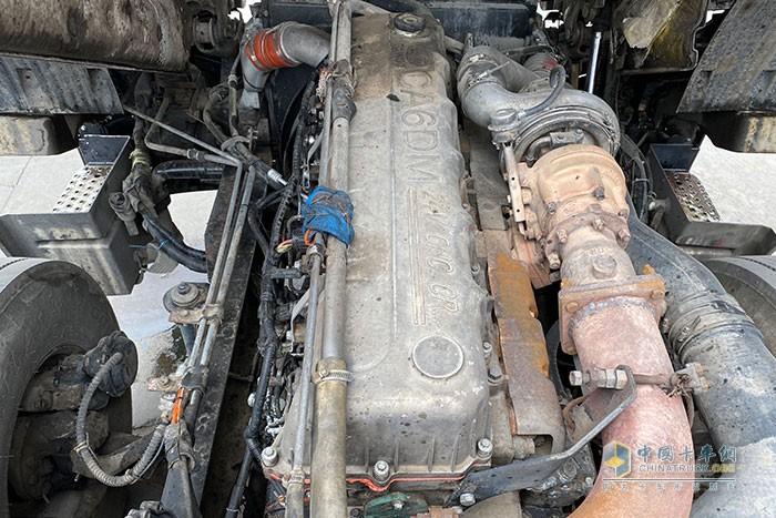 奥威CA6DM2 11L电控共轨发动机