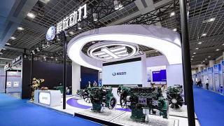 """第二届世界内燃机展 解放动力全系国六产品尽显""""威""""力"""