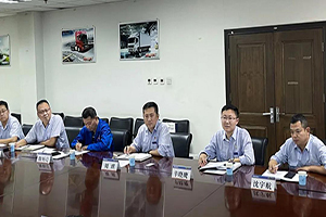 深入合作 深圳物流行业标杆企业到访陕汽重卡进行参观交流