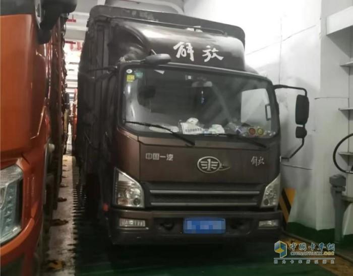 解放虎VH车型
