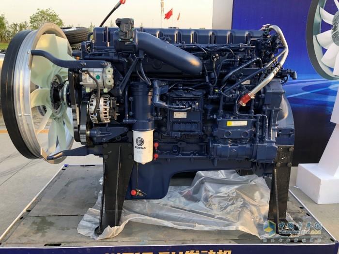 潍柴WP10.5H发动机