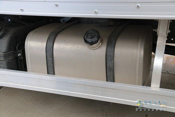铝合金油箱