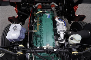 领鲜之选,解放青汽龙VH2.0绿通运输好帮手