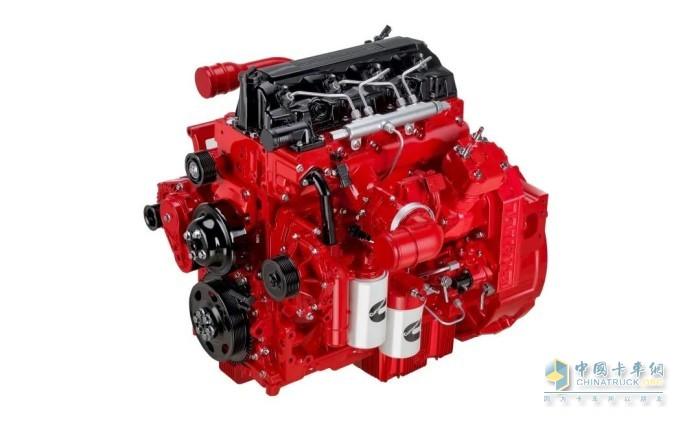 国六康明斯B4.5NS6B220发动机