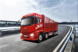 """JH6载货车+海尔独立空调,出色发挥,不惧高""""烤""""!"""