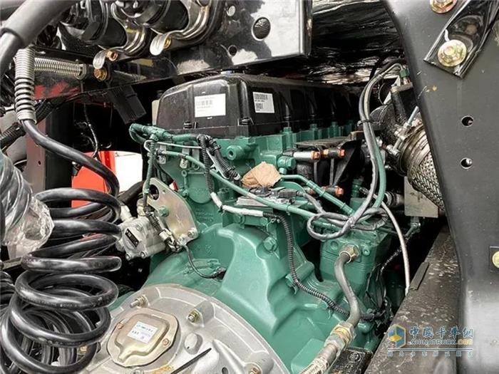 一汽解放青汽  悍V2.0国六  牵引车